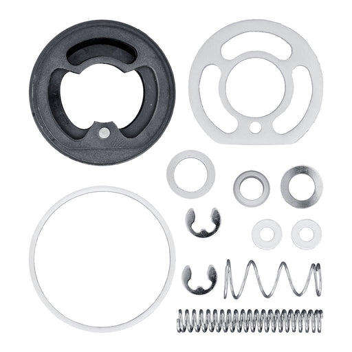 Pro 44 Series HVLP Spray Gun Rebuild Kit #1 - For Pro 44 HVLP Spray Gun - Contains Spray Head Parts, Seals, Baffle, Spring, Trigger Pivot, Clips