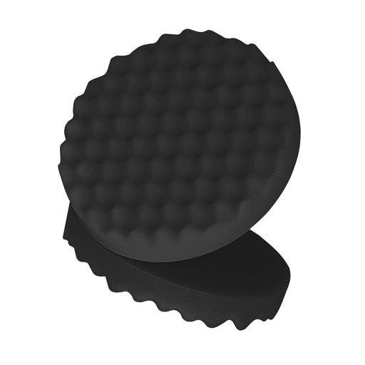 8 in. Foam Polishing Pad, Single Sided, Flat Back, 05725