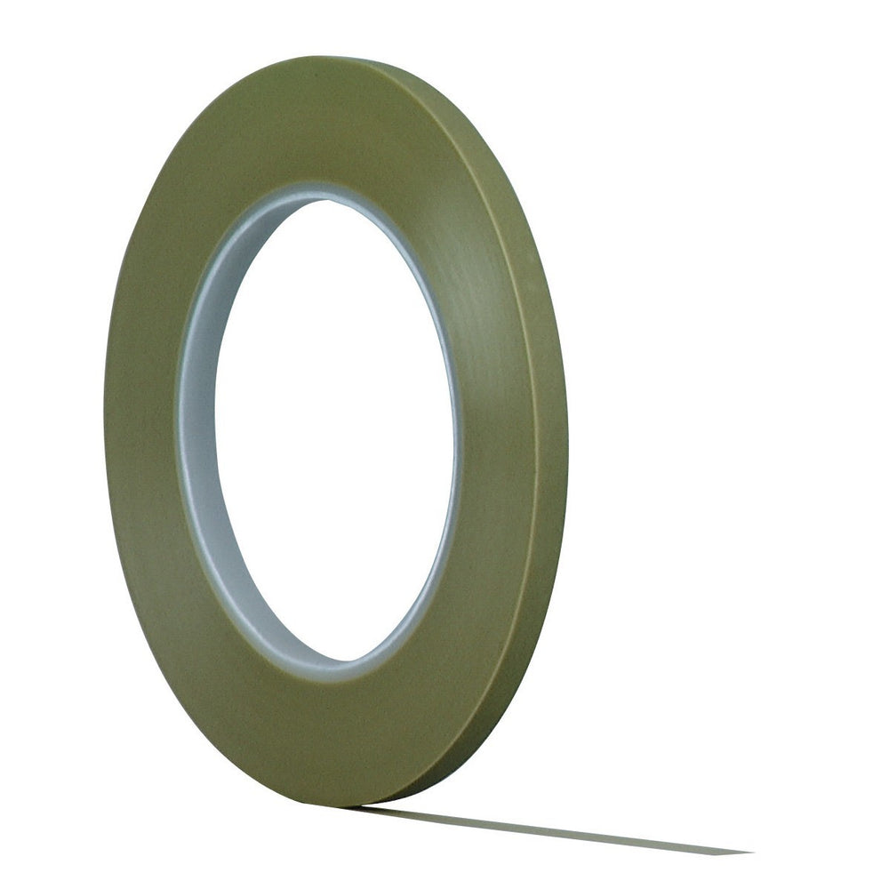 Scotch 218 Fine Line Paint Tape, Light Green, 3/32 in. x 60 yd, 06308 (1 Roll)
