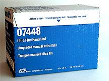 Scotch-Brite Ultra Fine Hand Pad for final sanding of primer, 07448  (20/Pack)