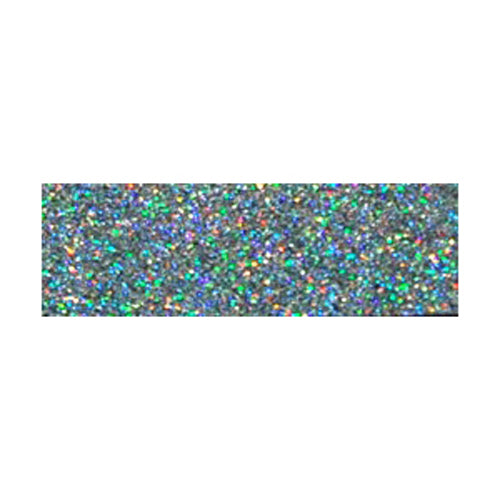 Silver/Rainbow - Micro Prism Holographic Metal Flake 1/500TH Micron Size, 1 lb. Bottle
