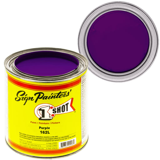 PURPLE Pinstriping Lettering Enamel Paint, 1 Quart