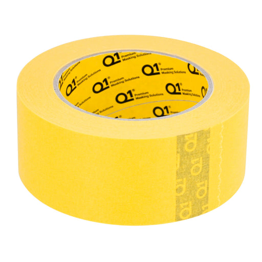 2 inch | 48mm Q1? Premium Yellow Masking Tape