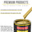 Springtime Yellow Acrylic Enamel Auto Paint - Gallon Paint Color Only - Professional Single Stage High Gloss Automotive, Car, Truck, Equipment Coating, 2.8 VOC