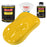 Indy Yellow Acrylic Enamel Auto Paint - Complete Quart Paint Kit - Professional Single Stage High Gloss Automotive, Car, Truck, Equipment Coating, 8:1 Mix Ratio 2.8 VOC