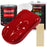 Regal Red - Acrylic Lacquer Auto Paint - Complete Gallon Paint Kit with Medium Thinner - Professional Gloss Automotive, Car, Truck, Guitar & Furniture Refinish Coating