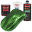 Gasser Green Metallic - Acrylic Lacquer Auto Paint - Complete Quart Paint Kit with Medium Thinner - Professional Gloss Automotive, Car, Truck, Guitar and Furniture Refinish Coating