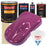 Magenta - Urethane Basecoat with Clearcoat Auto Paint - Complete Fast Gallon Paint Kit - Professional High Gloss Automotive, Car, Truck Coating