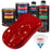 Victory Red - Urethane Basecoat with Clearcoat Auto Paint - Complete Medium Quart Paint Kit - Professional High Gloss Automotive, Car, Truck Coating