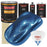 Cruise Night Blue Metallic - Urethane Basecoat with Premium Clearcoat Auto Paint - Complete Fast Gallon Paint Kit - Professional High Gloss Automotive Coating