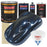 Moonlight Drive Blue Metallic - Urethane Basecoat with Clearcoat Auto Paint - Complete Fast Gallon Paint Kit - Professional High Gloss Automotive, Car, Truck Coating