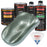 Slate Green Metallic - Urethane Basecoat with Premium Clearcoat Auto Paint - Complete Medium Quart Paint Kit - Professional High Gloss Automotive Coating