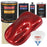Firethorn Red Pearl - Urethane Basecoat with Clearcoat Auto Paint - Complete Slow Gallon Paint Kit - Professional High Gloss Automotive, Car, Truck Coating