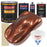 Whole Earth Brown Firemist - Urethane Basecoat with Clearcoat Auto Paint - Complete Medium Gallon Paint Kit - Professional High Gloss Automotive, Car, Truck Coating