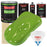Sublime Green - LOW VOC Urethane Basecoat with Premium Clearcoat Auto Paint - Complete Medium Gallon Paint Kit - Professional High Gloss Automotive Coating