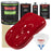 Torch Red - LOW VOC Urethane Basecoat with Premium Clearcoat Auto Paint - Complete Medium Gallon Paint Kit - Professional High Gloss Automotive Coating