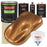 Ginger Metallic - LOW VOC Urethane Basecoat with Premium Clearcoat Auto Paint - Complete Medium Gallon Paint Kit - Professional High Gloss Automotive Coating