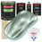 Frost Green Metallic - LOW VOC Urethane Basecoat with Premium Clearcoat Auto Paint - Complete Slow Gallon Paint Kit - Professional High Gloss Automotive Coating