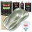 Sage Green Metallic - LOW VOC Urethane Basecoat with Premium Clearcoat Auto Paint - Complete Medium Gallon Paint Kit - Professional High Gloss Automotive Coating
