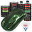 British Racing Green Metallic - LOW VOC Urethane Basecoat with Premium Clearcoat Auto Paint - Complete Medium Quart Paint Kit - Professional High Gloss Automotive Coating