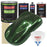 British Racing Green Metallic - LOW VOC Urethane Basecoat with Clearcoat Auto Paint - Complete Slow Gallon Paint Kit - Professional High Gloss Automotive Coating