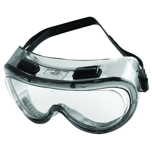 Overspray Safety Goggles, Impact Resistant Polycarbonate Lens