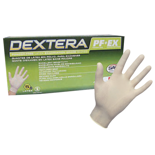 XX-Large Thickster UltraThick Latex Powdered Disposable Gloves 50//Pack
