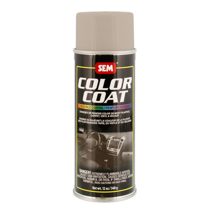 Color Coat - Plastic & Vinyl Flexible Coating, Phantom White, 12 oz. Aerosol
