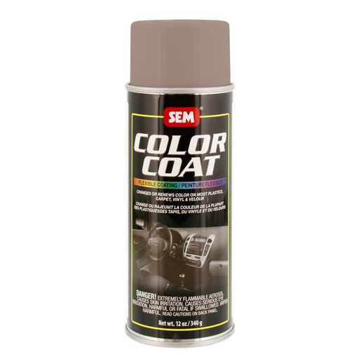 Color Coat - Plastic & Vinyl Flexible Coating, Sandstone, 12 oz. Aerosol