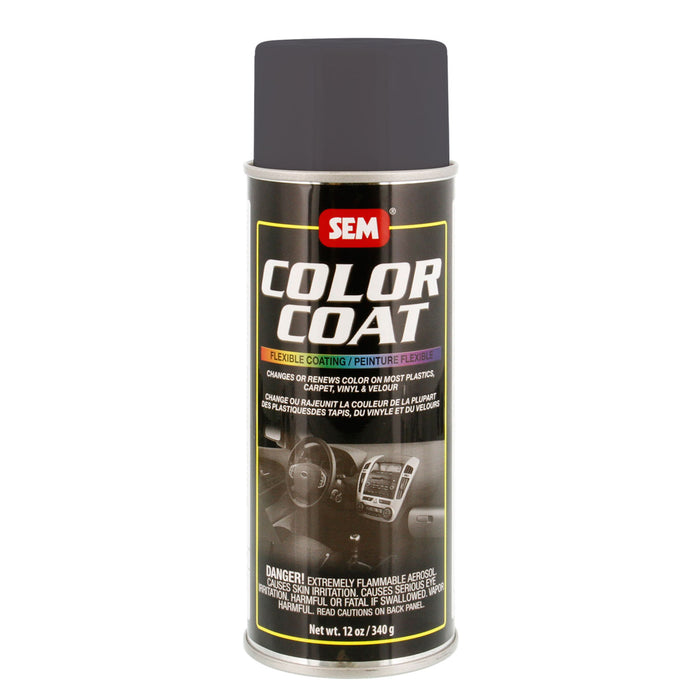 Color Coat - Plastic & Vinyl Flexible Coating, Presidio, 12 oz. Aerosol