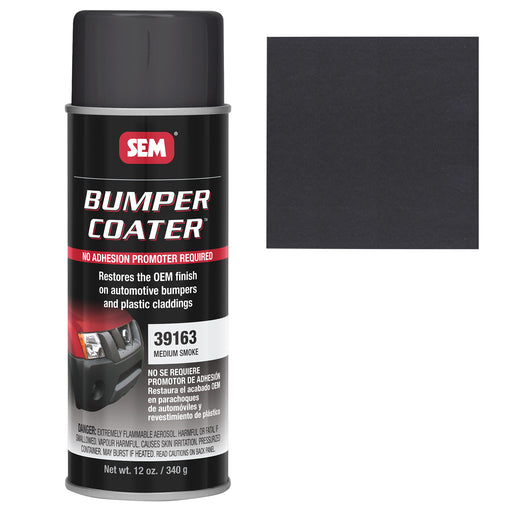 Bumper Coater, Renew Original Appearance, Medium Smoke, 12 oz. Aerosol