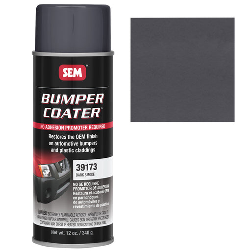 Bumper Coater, Renew Original Appearance, Dark Smoke, 12 oz. Aerosol