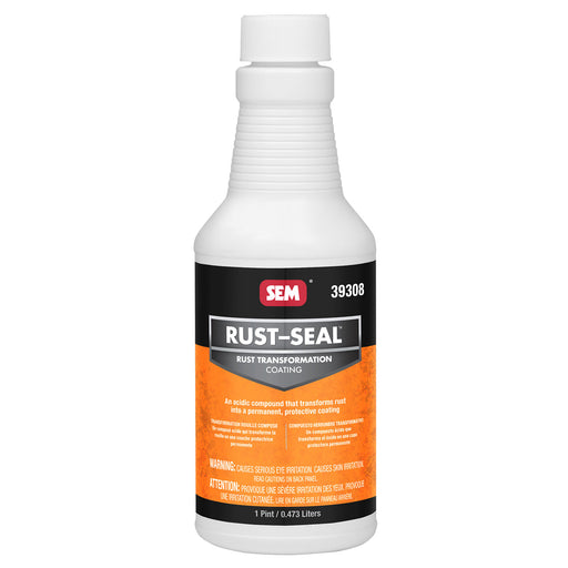 Rust-Seal - Acidic Compound Neutralizes & Protects, 1 Pint