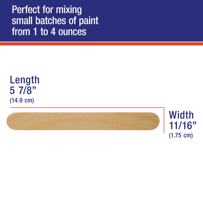 Small Batch Paint Mix Sticks, 50 Per Box