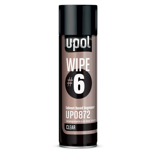 Clear Wipe#6 Solvent Based Degreaser, 450 ml Aerosol