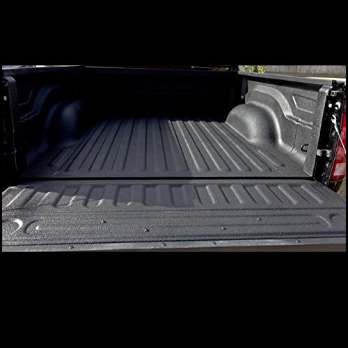Dove Gray - U-POL Urethane Spray-On Truck Bed Liner Kit with included Spray Gun, 6 Liters