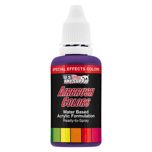 Purple Pearl, Pearlized Special Effects Acrylic Airbrush Paint, 1 oz.