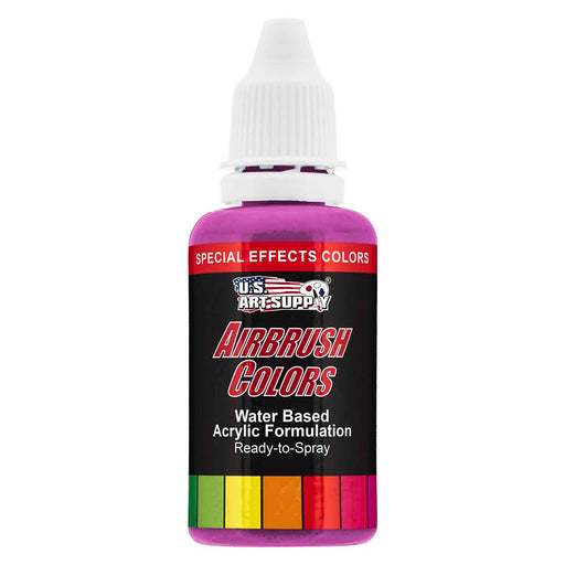 Magenta Pearl, Pearlized Special Effects Acrylic Airbrush Paint, 1 oz.