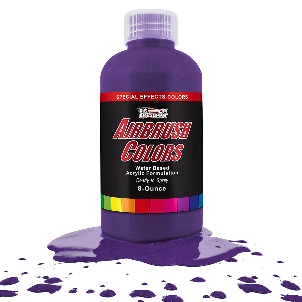 Purple Pearl, Pearlized Special Effects Acrylic Airbrush Paint, 8 oz.