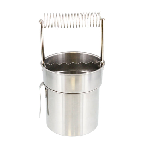 U.S. Art Supply� Large Stainless Steel Premium Brush Washer