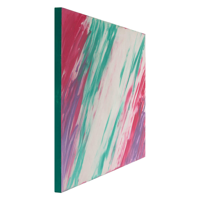 "16"" x 20"" Birch Wood Paint Pouring Panel Boards, Studio 3/4"" Deep Cradle (Pack of 2) - Artist Wooden Wall Canvases - Painting Mixed-Media Craft, Acrylic, Oil, Watercolor, Encaustic"