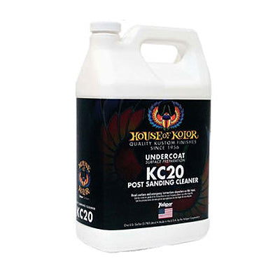 Post Sanding Cleaner Undercoat, 1 Gallon