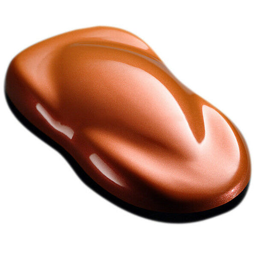 Fine Nova Orange - Shimrin2 (2nd Gen) Fine Glamour Metallic Basecoat, 4 oz (Ready-to-Spray) House of Kolor