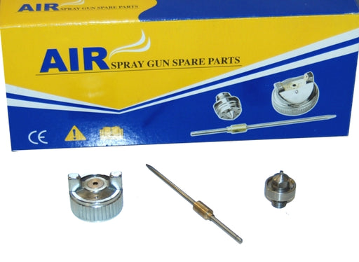 1.0 Fluid Tip Set-TCPglobal G5500 Detail HVLP Spray Gun
