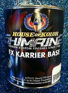 Trans Nebulae - Shimrin2 (2nd Gen) Fx Karrier Basecoat, 1 Gallon House of Kolor