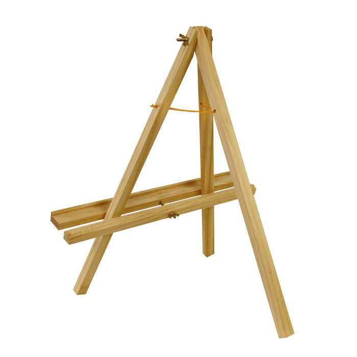 Imperial 20 inch Wood Lightweight Artist Table Easel Natural