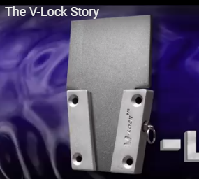 Video of the V-Lock Story - Debut