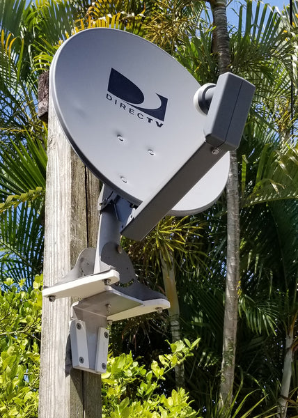 V-Lock Satellite Dish Mount
