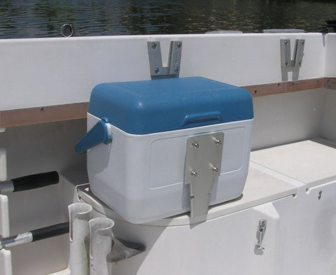 Mount any beverage cooler to the V-Lock