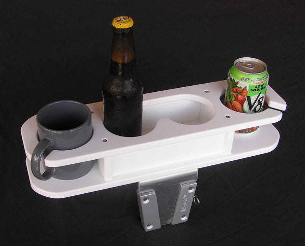 V-Lock Boat Cup Holder